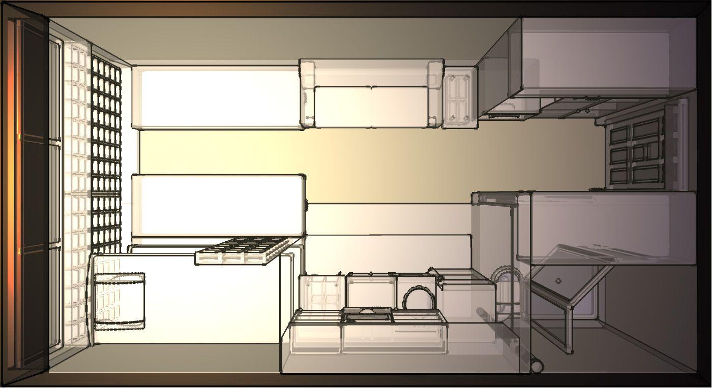 Modern japanese house floor plans for Modern japanese house floor plans