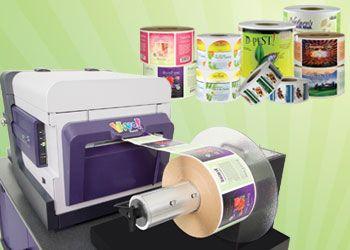 The Kiaro D Durable Color Label Printer Family Label Printer Printing Labels Inkjet Labels