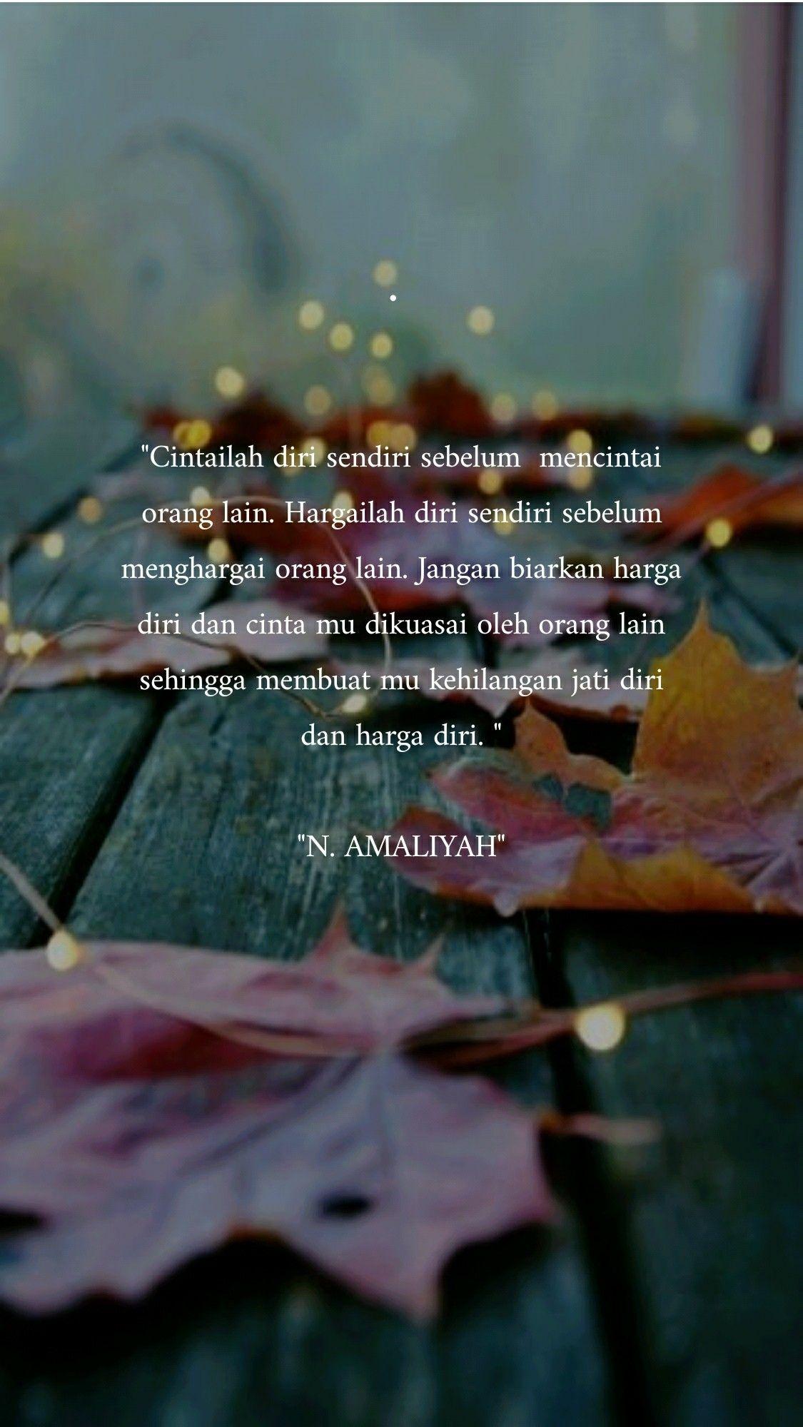 Pin oleh Andyria Kurnia di Quotes & Reminder (Dengan