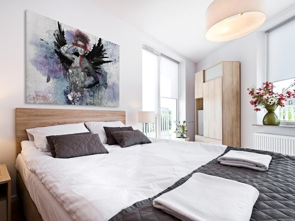 Pin On Wnetrze Sypialnia Interior Bedroom