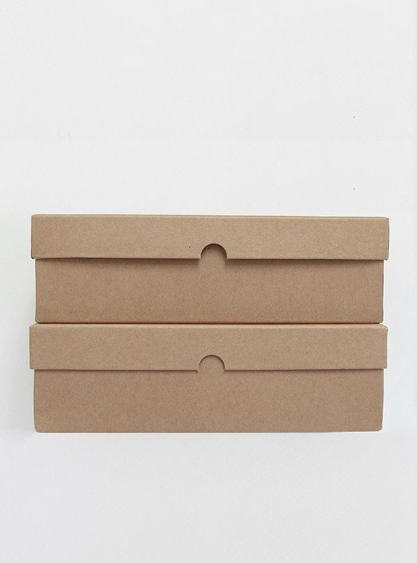 Supply Paper Co Kraft Storage Box