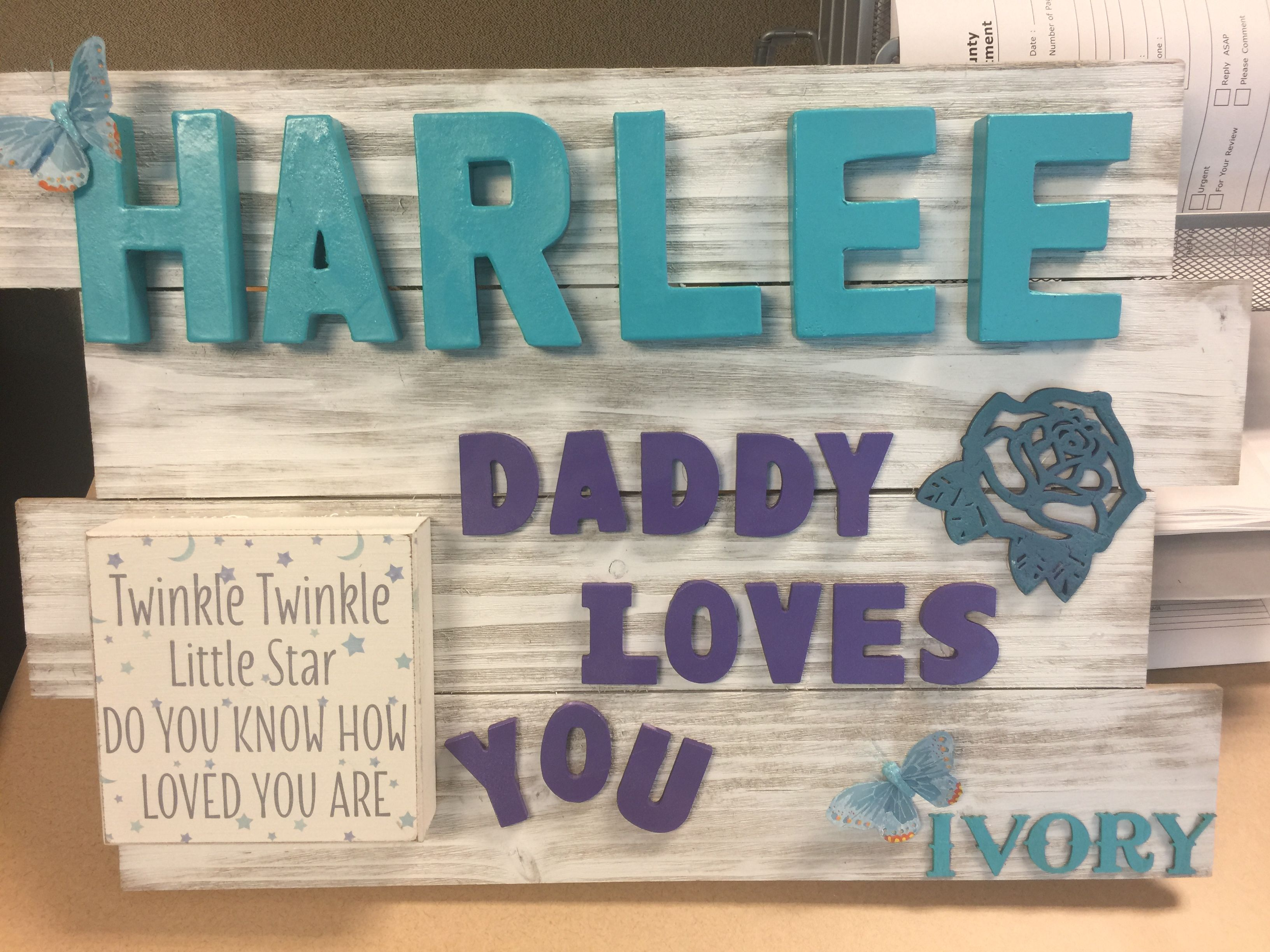 Babyshower gift for a lost loved one of a friend baby