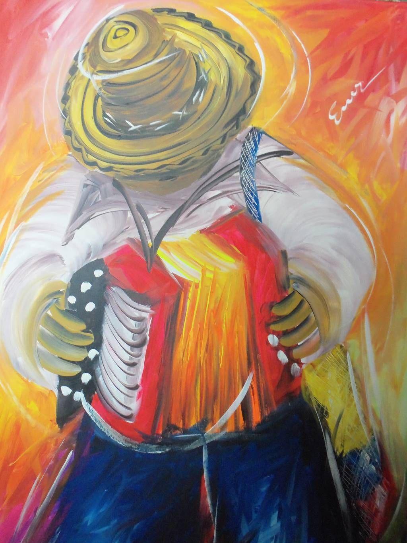 Vallenato Pinturas Vallenatos Pintura De Arte