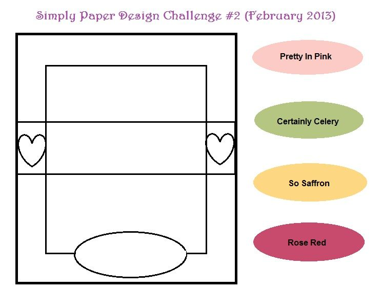 Simply Cindy Crafts - monthly Simply Paper Design Challenge