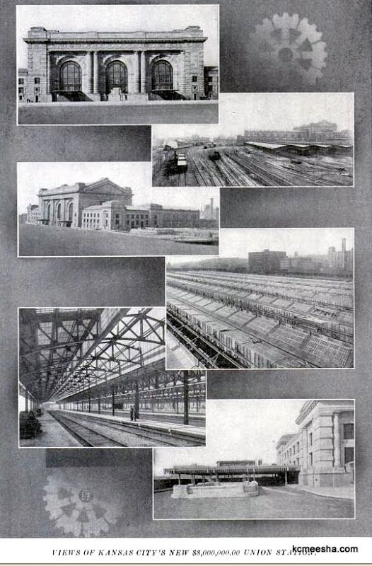 Old Photos Kansas City 1914 With The Russian Accent