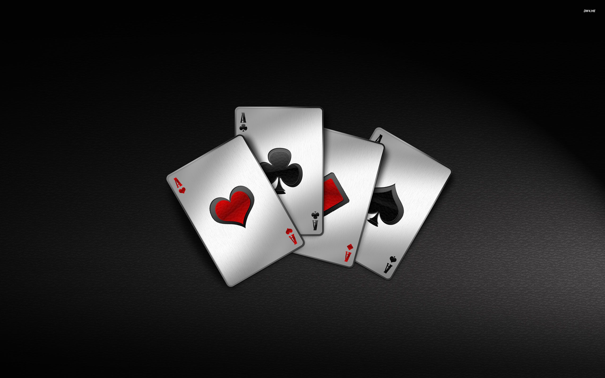 Playing Cards Wallpaper 1920x1080 Wallpapersafari Poker Kartu