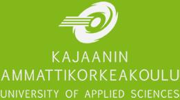 KOULUTUS: Tekniikan ylempi AMK-tutkinto, Teknologiaosaamisen johtaminen, Kajaanin ammattikorkeakoulu, 2014.