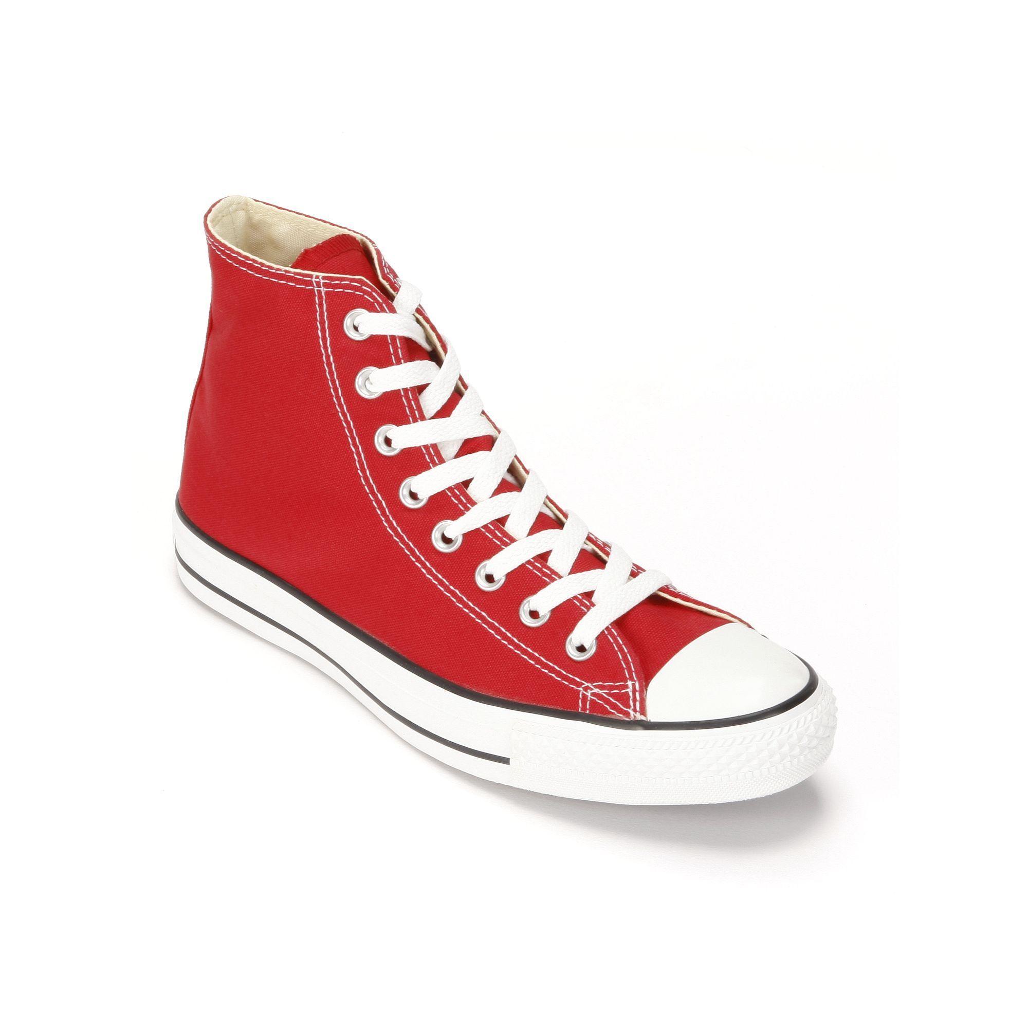 7deddb367ddb Adult Converse All Star Chuck Taylor High-Top Sneakers