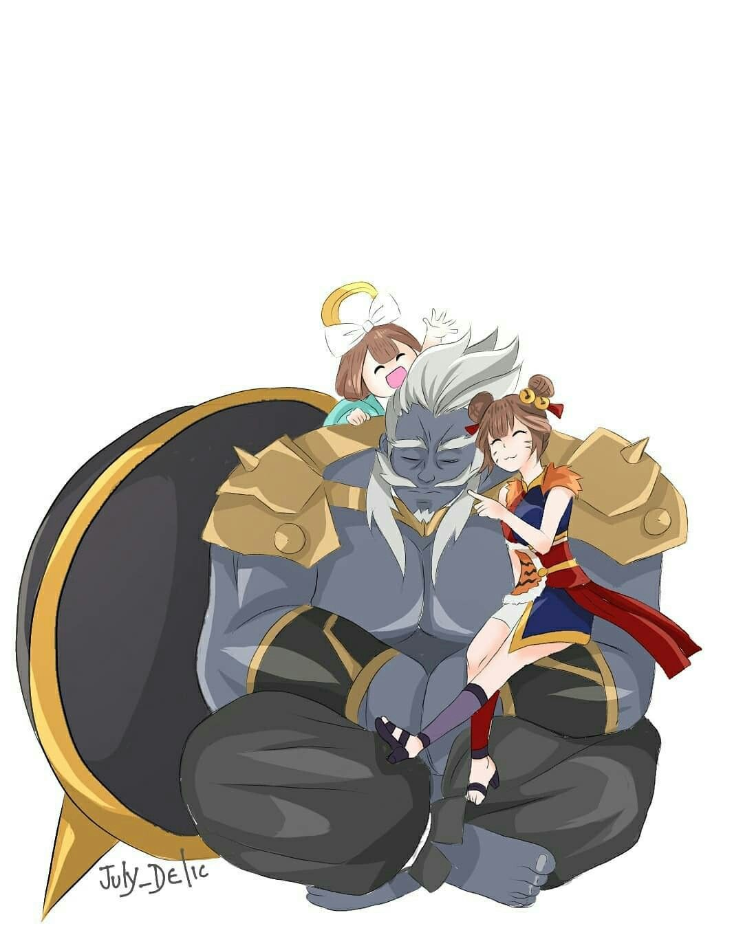 Chang E Baxia And Wanwan Mlbb Mobile Legends In 2020 Mobile Legends Anime Scenery Anime