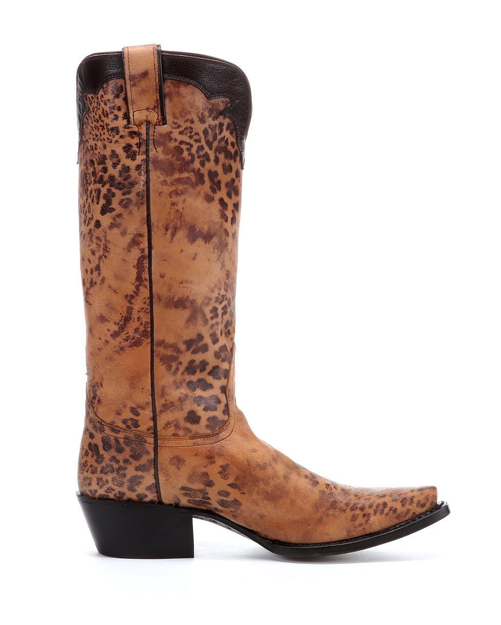 bb4aeb04cf6 Country Outfitters Nocona distressed leopard boot - Page 15 of ...