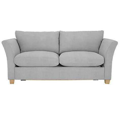 Buy John Lewis Options Large Sofa Bed With Flare Arms Online At Johnlewis Com Large Sofa Bed Sofa Large Sofa