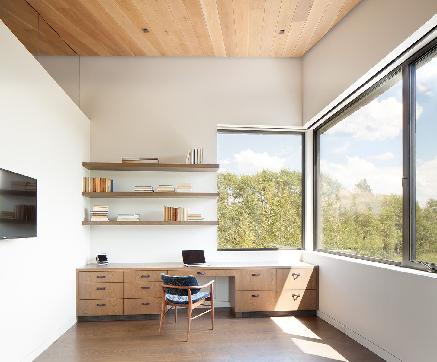 Gibeon Photography. Mountain Modern. | Crescent H Residence ...