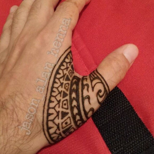Mens Henna Foot Tattoo: Love This Placement. Photo From Jason_alan_henna