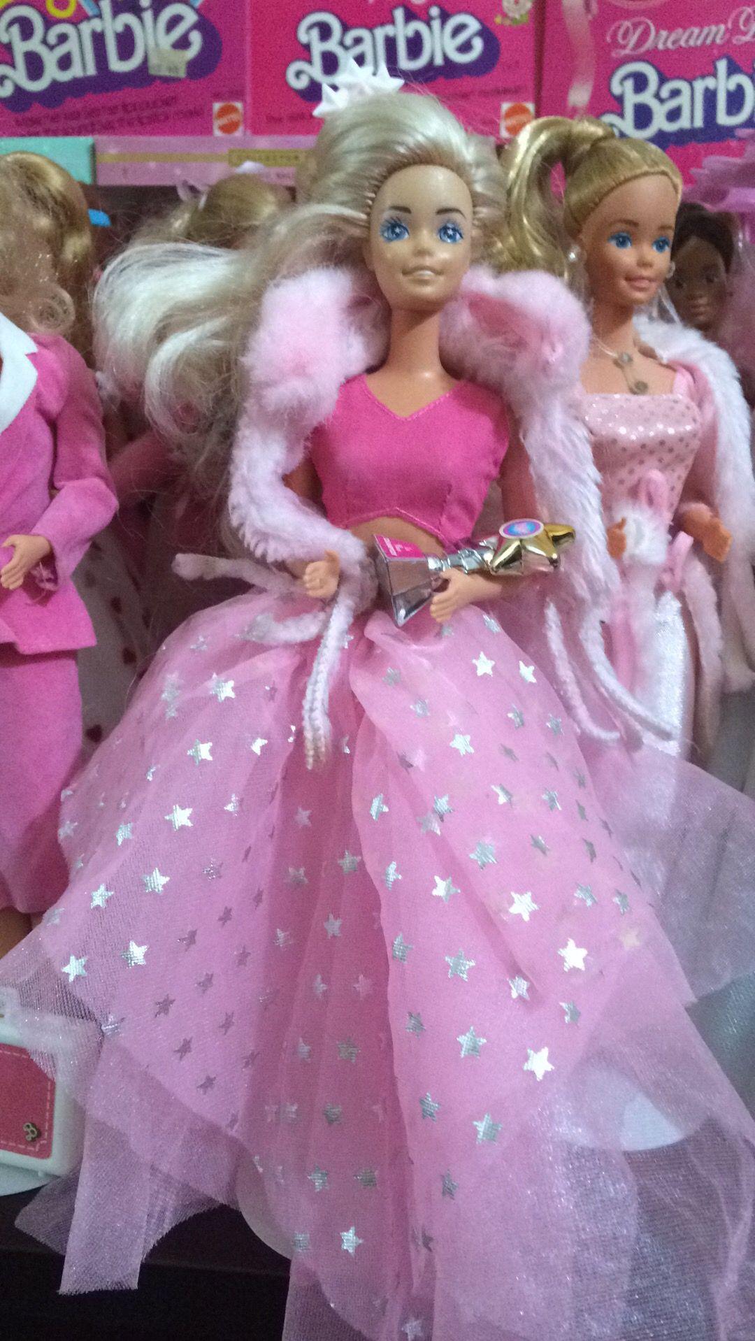 Mi barbie Superstar