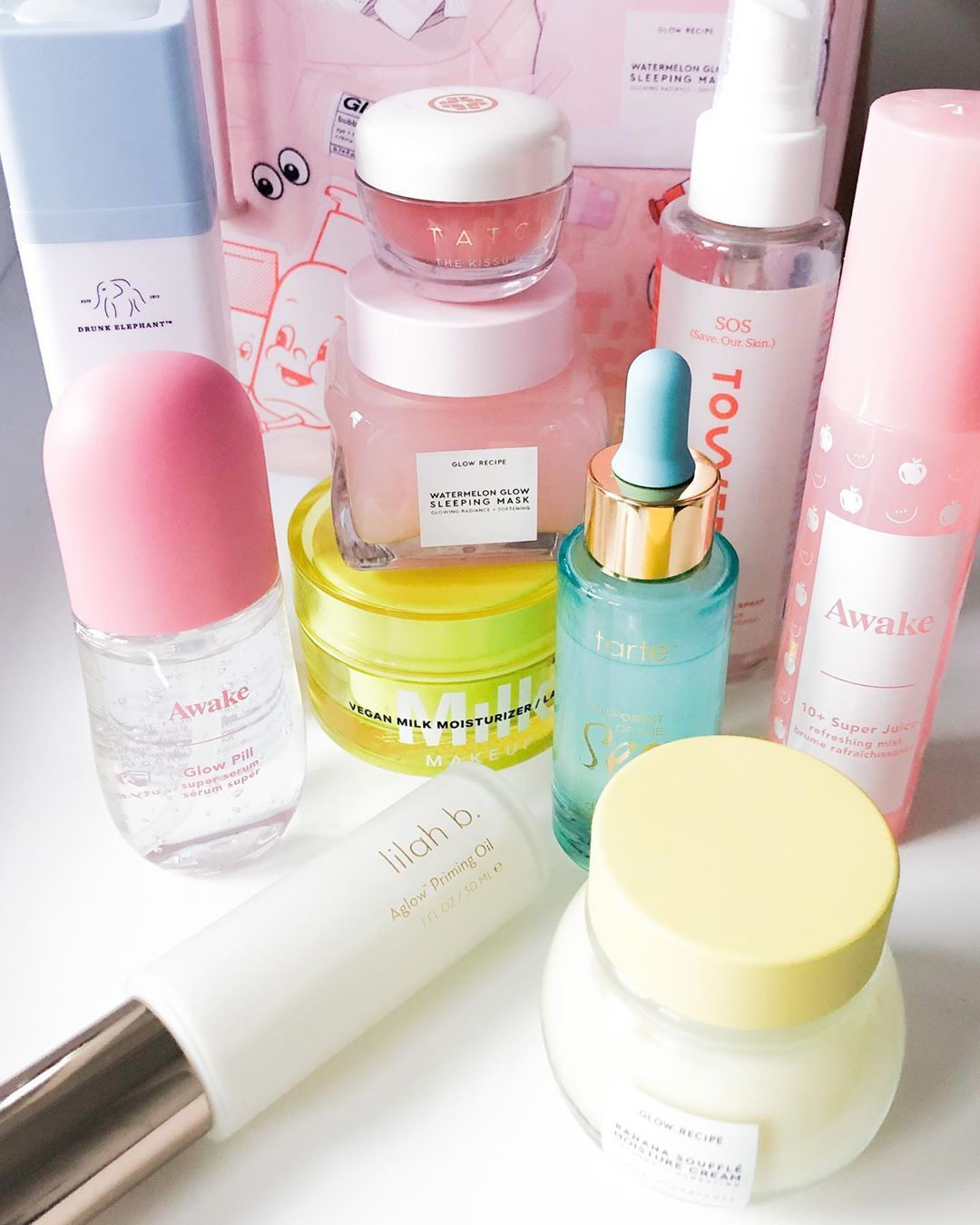 Beauty Blogger On Instagram Some Holy Grails And Some New Skincare Goodies In 2020 Beauty Skin Care Routine Night Skin Care Routine Skin Care