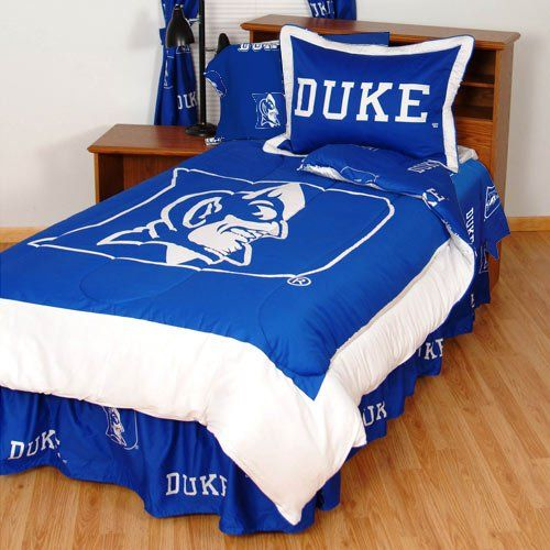 Duke Blue Devils Comforter Set Full Visit The Image Link More Details
