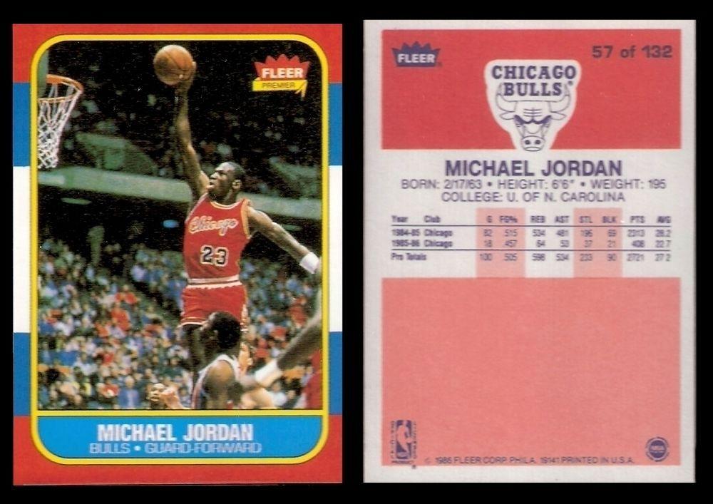 michael jordan rookie baseball card 1991