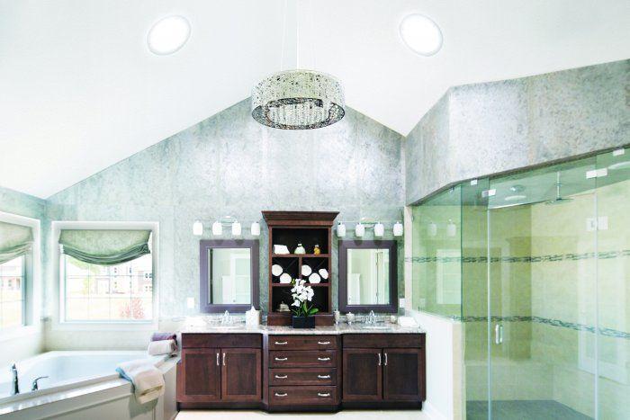 Features Of Ecofriendly Bathroom Remodels Skylight House And - Eco friendly bathroom remodel