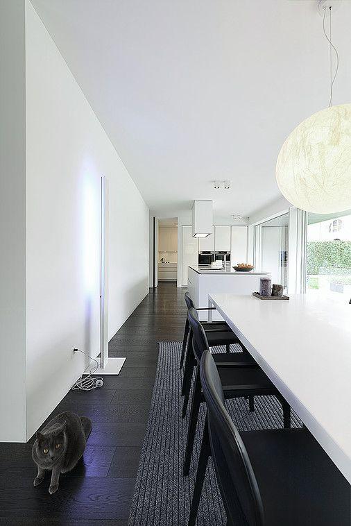 Arredamento completodi una splendida villa nel mendrisiotto, cucina ...