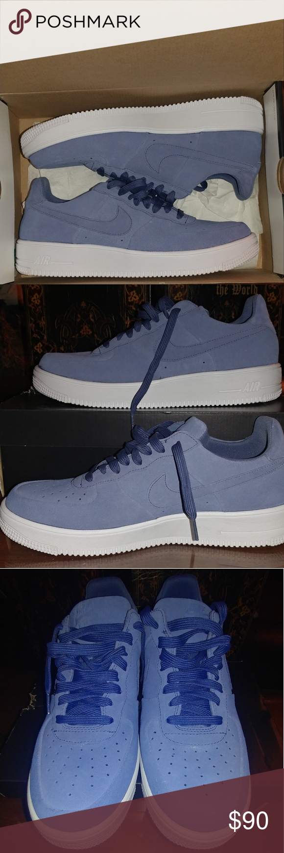 Air Force 1 Ultraforce Blue Moon Men's 11 NIB Men's Nike