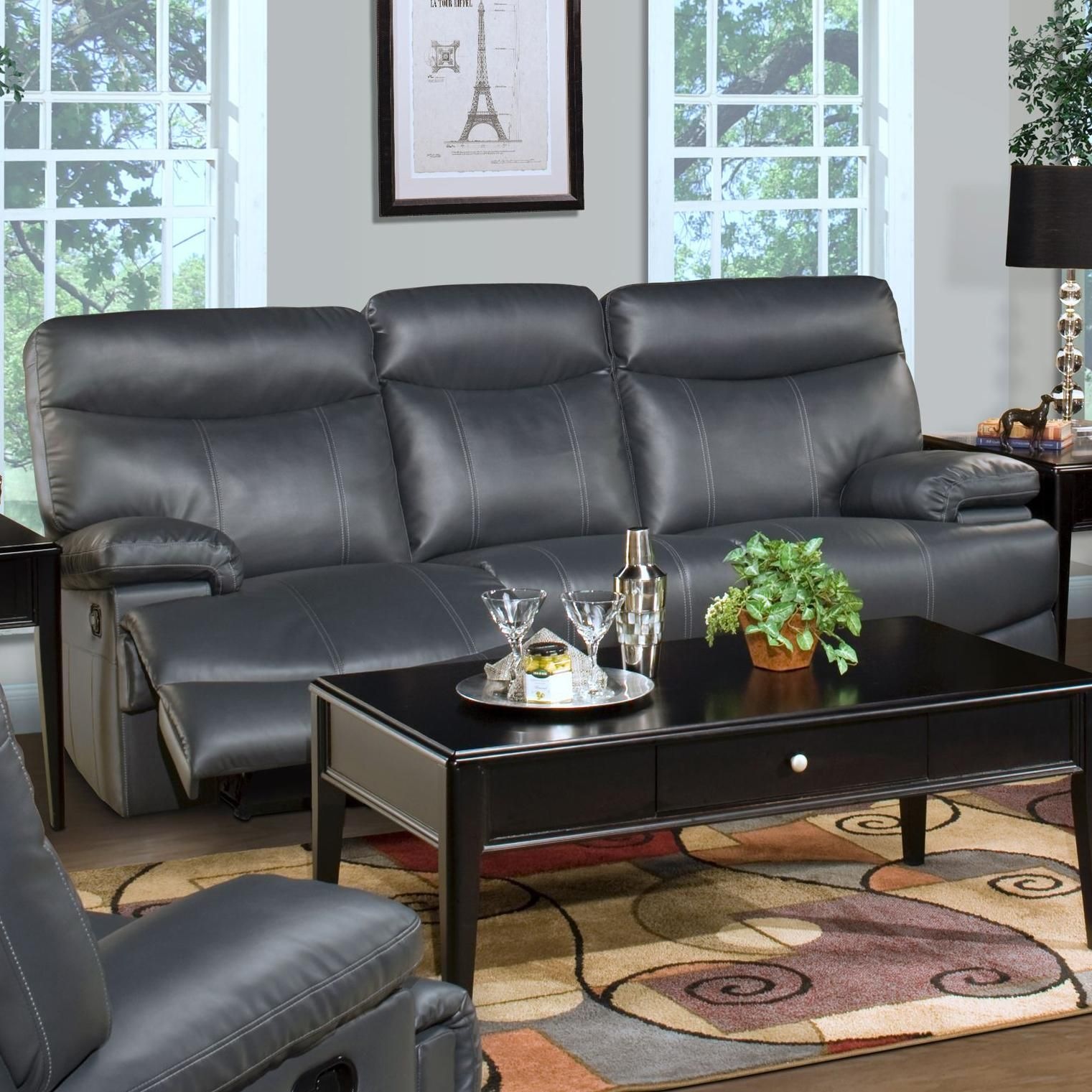 Best Apollo Reclining Sofa By New Classic Sofa Inspiration 400 x 300