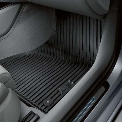 Genuiene Audi Accessories 4g1061221041 Front All Weather Floor Mat