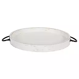Round Tray Bed Bath Beyond Round Tray Tray Round Wooden Tray