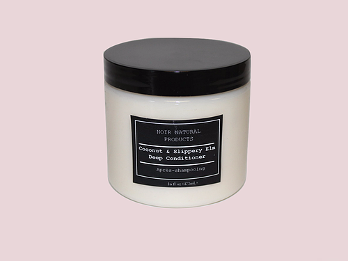 NOIR NATURAL PRODUCTS Coconut & Slippery Elm Root Deep Conditioner