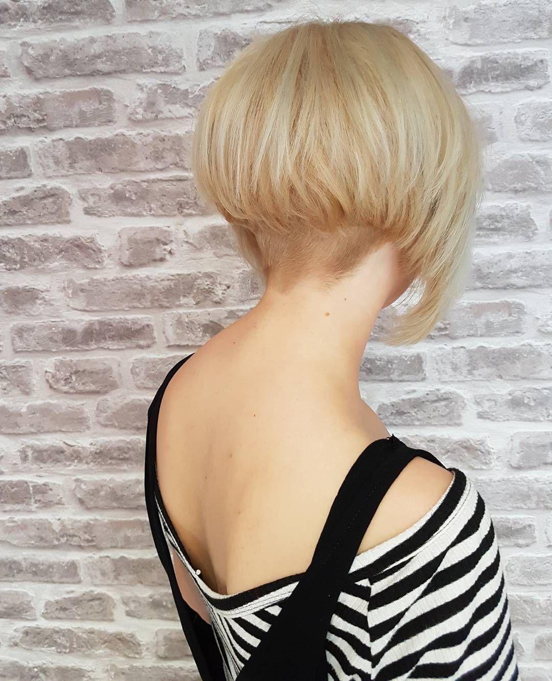 Go shorter bob haircuts pinterest undercut short haircuts and