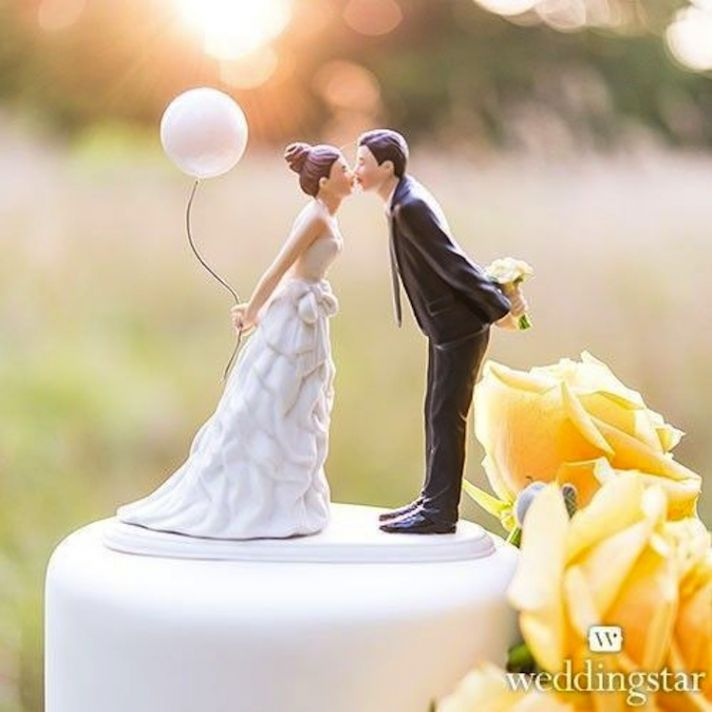 Wedding Cake Toppers for All | Wedding cake, Cake and Weddings
