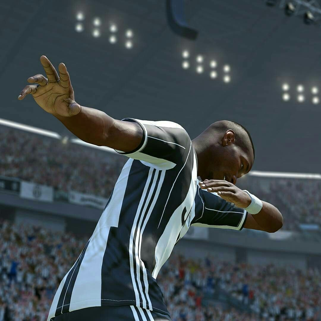 Fifa 17 Paul Pogba Dab Look Here