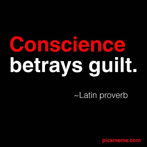 Funny Christian Quotes Guilt Latin Proverb Christian Quotes Funny 11 Doblelol Com Conscience Quotes Guilt Quotes Funny Christian Quotes