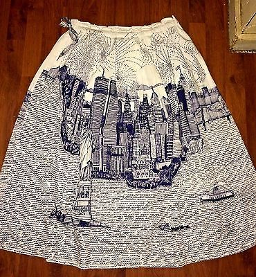 80s NYC novelty print