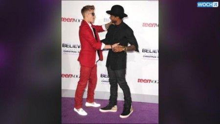 Usher Says He's Still Got Justin Bieber's Back