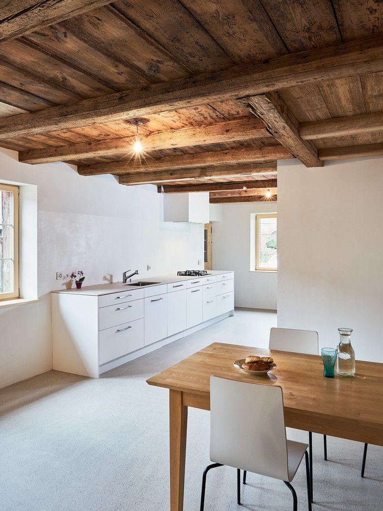 Umbau Bauernhaus häberli heinzer steiger architekten ...