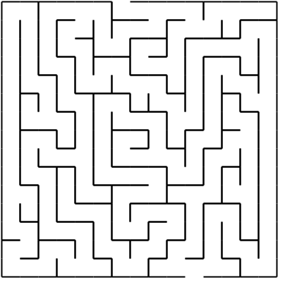 create your own mazes to play online or print off | puzzles