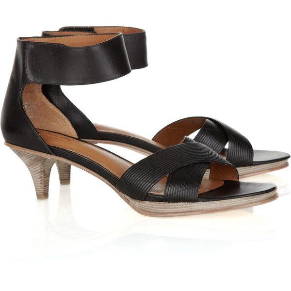 9af9283198f DKNY Daniella kitten-heel sandals