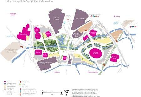 Masterplan Olympische Spelen 2012: een duurzame erfenis voor toekomstige generaties