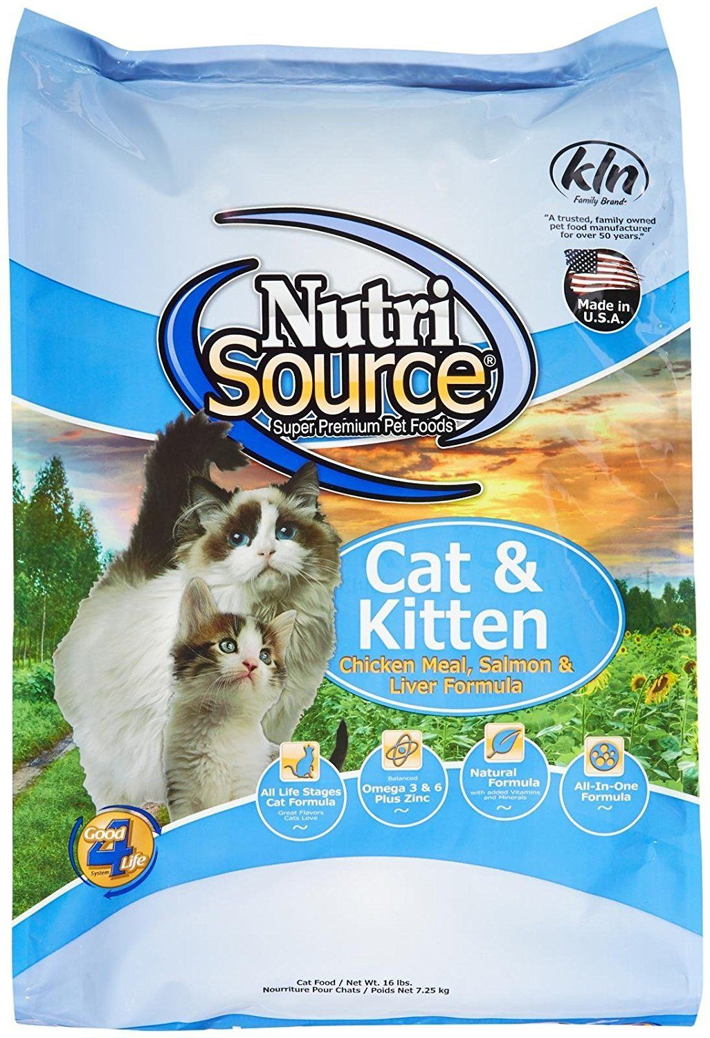Tuffy S Pet Food Nutrisource Salmon And Liver Formula Dry Cat Food 16 Pound Check Out This Great Product This Is An Af Dry Cat Food Food Animals Cat Food