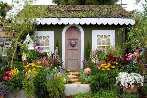Cottage Landscaping Ideas For Front Yard The Gardening