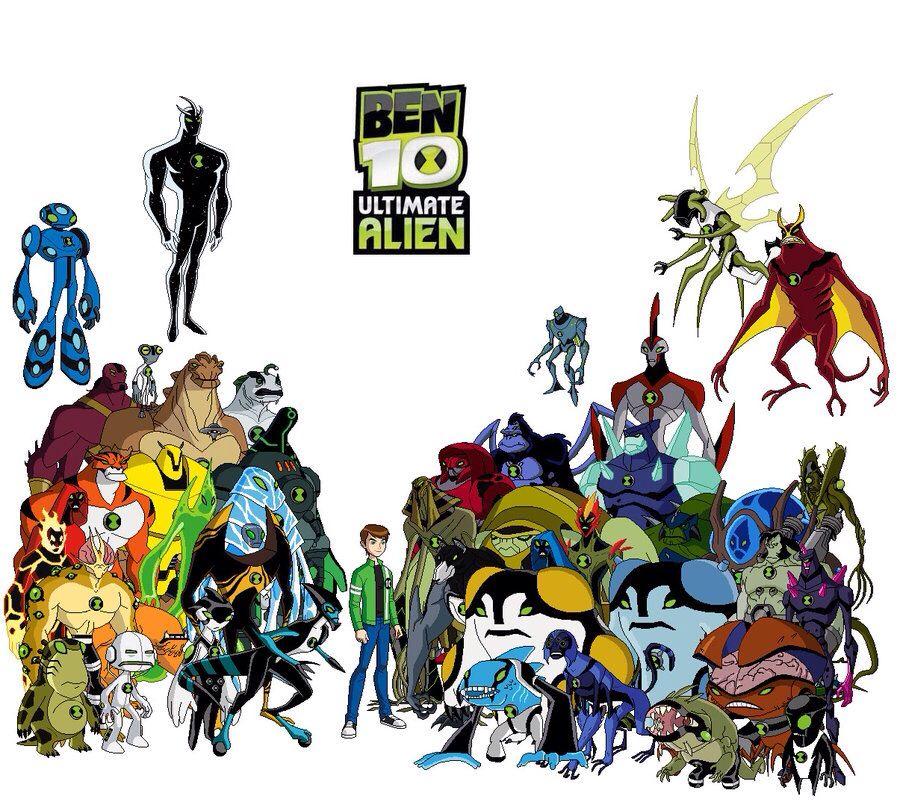 Ben 10 aliens   Ben 10   Pinterest   Jorge, Fondos de pantalla y ...