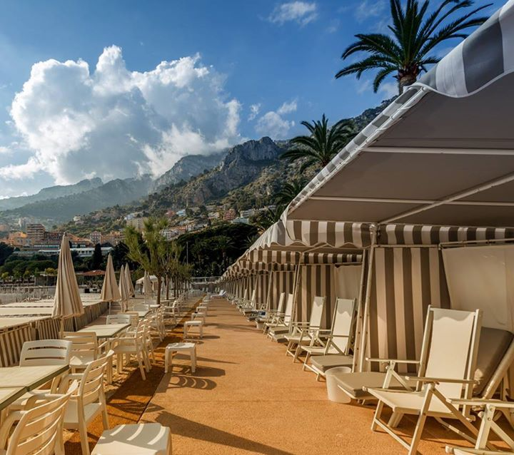 29 Monte Carlo Beach Club Ideas