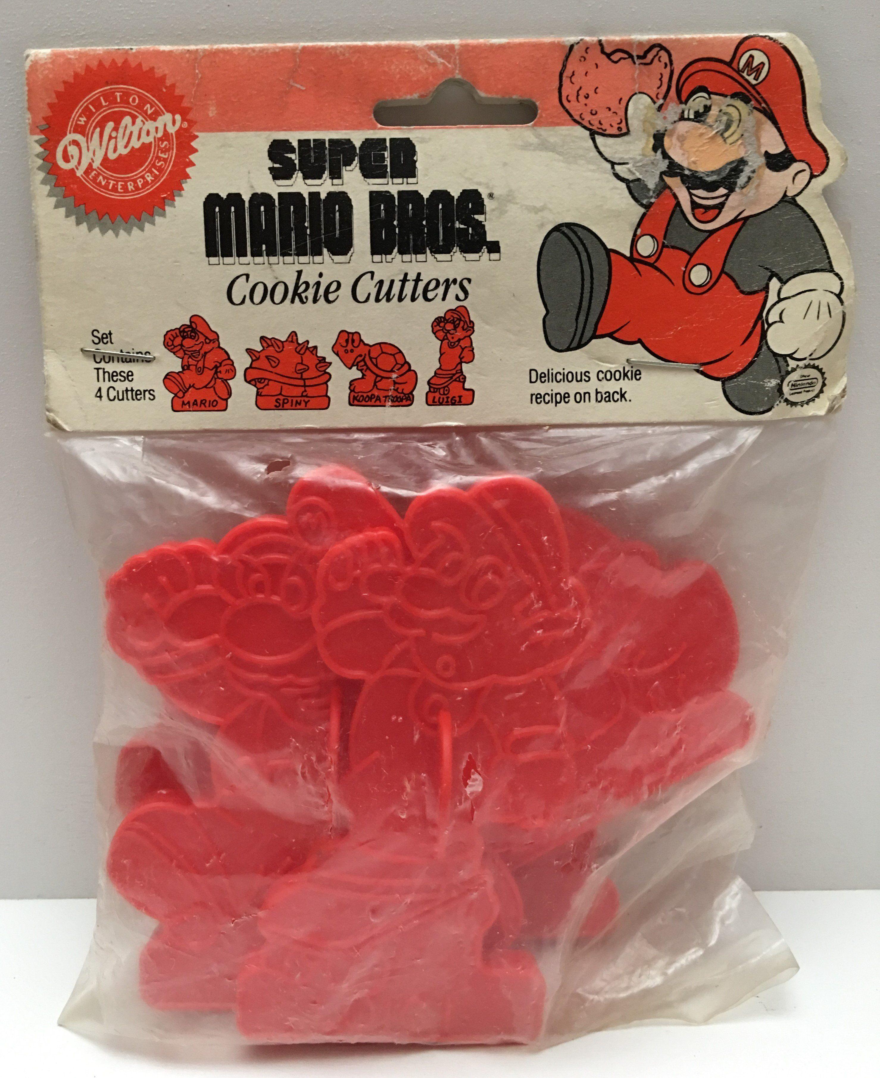 Video Game 266-A023 Cookie Cutter Set