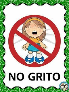 Sgblogosfera Maria Jose Argueso Normas Rules Preschool Rules Toddler Learning Classroom Signs