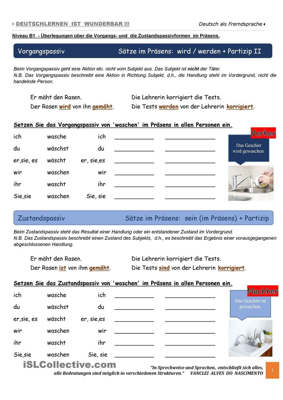 Free ESL, EFL printable worksheets and handouts   Schule   Pinterest ...