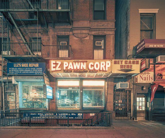 Ez Pawn corp, New York, NY