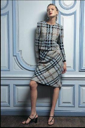 ensemble veste jupe pur laine classqiue paule vasseur. Black Bedroom Furniture Sets. Home Design Ideas