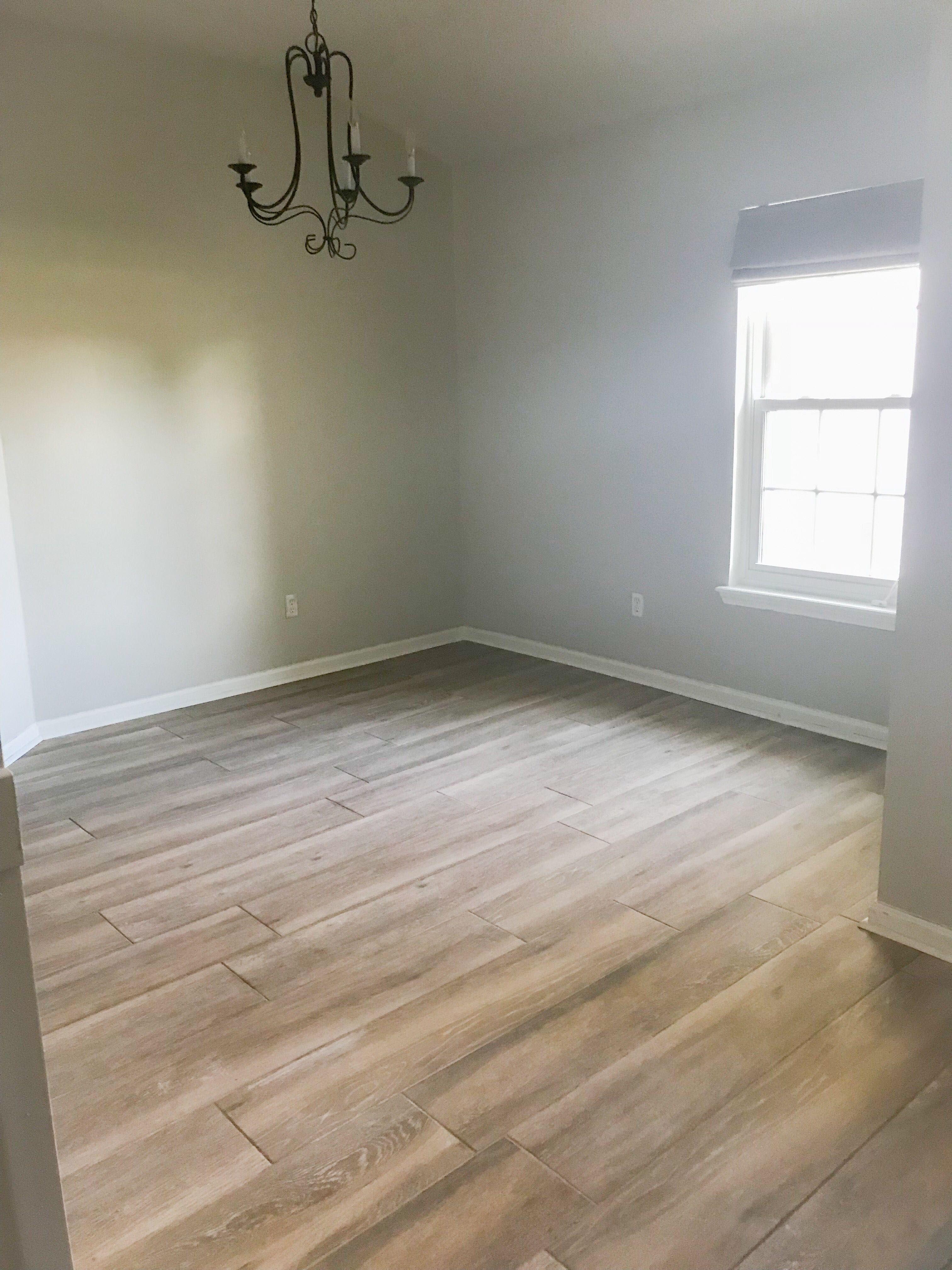 Hardwood Look Tile Floor Covering Assessments Absolute Best Brands Pros Vs Disadvantages Old Home Remodel Home Renovation Farmhouse Flooring