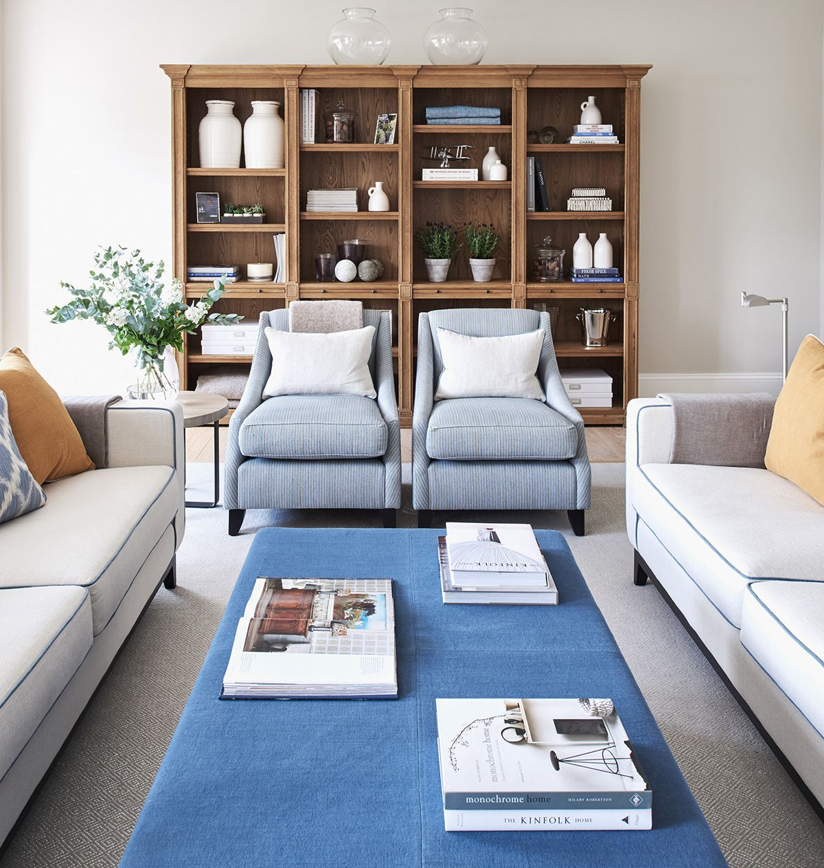 Contemporary Sitting Room by @SimsHilditchID   Best UK Designers ...