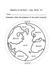 Worksheets Earth Worksheet the earth vocabulary worksheets and on pinterest
